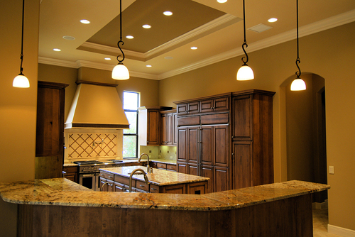 High Hat Lighting Ideas For Kitchens