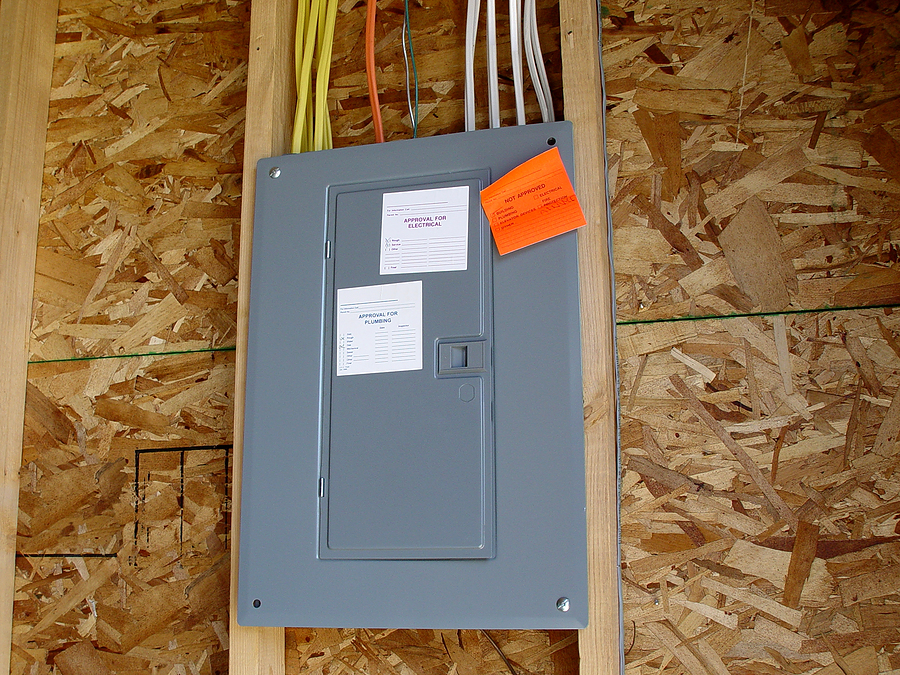 Swimming pool wiring electrical repairs and installation - Swimming pool electrical deck box ...